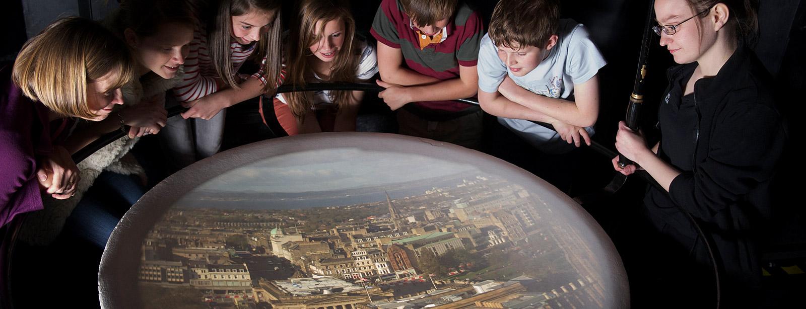 Camera Obscura and World of Illusions - Camera Obscura Show